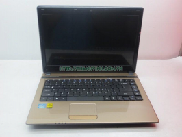 LAPTOP CŨ ACER ASPIRE 4752G CORE I5 2370M, RAM 4GB, HDD 750GB, VGA ONBOARD INTEL HD GRAPHICS, LCD 14.0