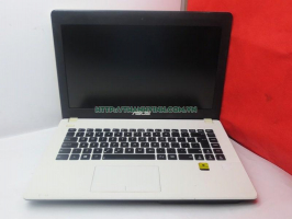 LAPTOP CŨ ASUS X451C CPU CELERON 1007U RAM 2GB HHD 500GB VGA HD GRAPHICS 14.0 INCHS