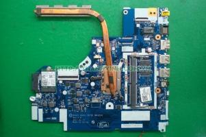 Main board  Lenovo Ideapad 320-14ISK. Core i3 6006 vga share. ram 4gb on board