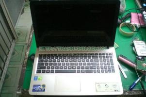 Rả xác laptop Asus X540l