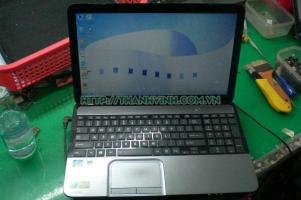 Rả xác laptop toshiba dynabook c850 hm 76