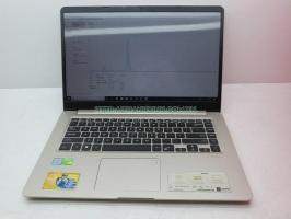 LAPTOP CŨ ASUS S510U (VÀNG ĐỒNG) - CPU: INTEL CORE I5-7200 RAM 8GB VGA NVIDIA GTX 950 - MÀN HÌNH: 15.6