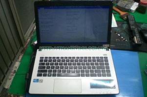 Rã xác laptop asus X401A hm70
