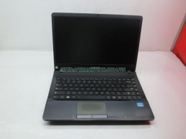 Laptop cũ  SAMSUNG NP300E4Z  core i3-2350m , vga intel hd graphics , ram 4gb ddr3, hdd 320gb, LCD 14.0
