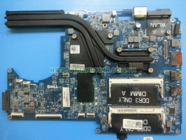 MAIN BOARD DELL XPS I 15Z P12F Quanta SS8 DASS8BMBAE1 REV.E I5 VGA