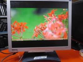Màn hình máy tính cũ BENQ FP91G+550 19''inch độ phân giải 1280 x1024 pixel.