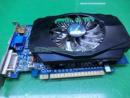 CARD ĐỒ HỌA (VGA CARD) GIGABYTE GV-N210D2-1GI - GEFORCE GT210, DDR3, 1GB, 128-BIT cũ