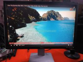 Màn hình máy tính cũ DELL Utrasharp E248WFPo1700 24''inch độ phân giải Full HD 1920 x 1200 pixel.
