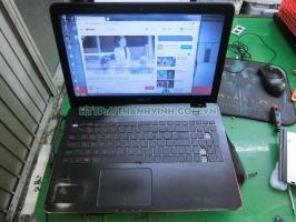 Rả xác laptop asus gaming G551J G551