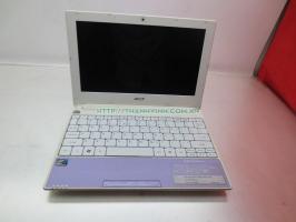 Laptop cũ ACER AOHAPPY cpu Atom N570 ram 2gb ổ cứng  hdd 320gb vga intel hd graphics lcd 10.1''inch.
