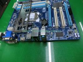 Mainboard B75 Gigabyte GA B75M D3H REV 1.2 Socket 1155