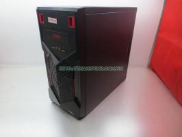 Cây máy tính để bàn giá rẻ main BIOSTAR A55MD2 cpu AMD a10-5800k ram 8gb ổ cứng hdd 320gb card vga rời gigabyte 210(1gb).