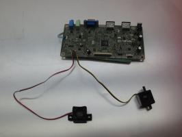 board vi xử lý màn hình View Sonic 27 inch mã VX2770SML-led 19VDC