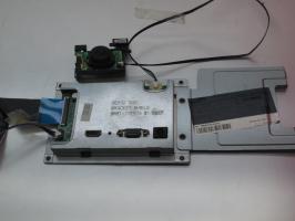 BOARD xử lý SamSung S24E310HL - 350