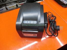 Máy In mã vạch, decal, tem giá shop, siêu thị, tạp hoá...cũ  Xprinter XP-350B.