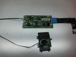 Combo bo mạch điều khiển màn hình + bo kích nguồn màn hình cong SAMSUNG LC27F390FHEXXV.Có bán lẻ(số lượng 3 cái)