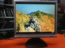 Màn hình máy tính để bàn cũ IIYAMA ProLite E1900s550 19''inch độ  phân giải tối đa 1280 x 1024 pixel.