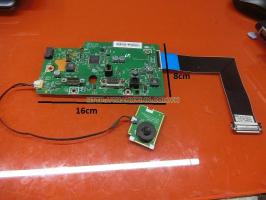 Board nguồn điều khiển màn hình + board kích nguồn Samsung S27E510C