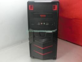 Thùng máy tính cũ để bàn giá rẻ main GIGABYTE GA-H81-DS2 cpu core i3-4160 ram 4gb ổ cứng hdd 500gb vga NVIDIA GTX 750Ti.