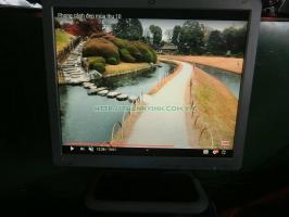 Màn hình máy tính để  bàn cũ HP L1710 17''inch vuông độ phân giải 1280 x 1024 pixel.