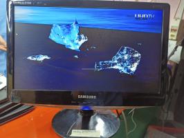 Màn hình máy tính để bàn cũ SAMSUNG B1930 18.5''inch độ phân giải 1366 x 768 pixel.