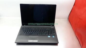 Laptop cũ ASUS K53E cpu core i5-2410m ram 4gb ổ cứng hdd 500gb vga intel hd graphics lcd 15.6''inch.