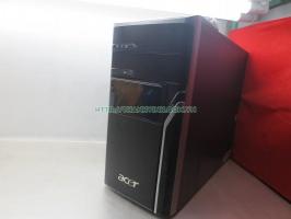 Thùng máy tính để bàn cũ chuyên gaming,thiết kế đồ hoạ ACER H81H3-AD cpu core i5-4670 ram 16gb ổ cứng hdd 1tb vga NVIDIA GeForce GTX 1050Ti 4GB.