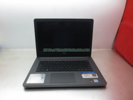 Laptop cũ thiết kế nhỏ gọn,chơi game giải trí,làm việc đồ hoạ DELL Inspiron 5459 cpu core i7-6500u ram 8gb ổ cứng ssd 500gb vga AMD Radeon R5 M335(4GB) Lcd 14.0''inch (Win 10 bản quyền).