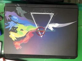 Vỏ Laptop Gaming dell Inspiron 15-7566 Zin Tháo Máy