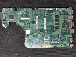 MAIN BOARD ASUS X555 X555LD REV 3.6 CORE I3 4005U VGA SHARE THÁO MÁY