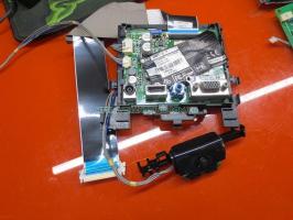 Combo mạch điều khiển + nút kích nguồn màn hình LG 23MP67HQ-P 23''inch(số lượng 2 cái).