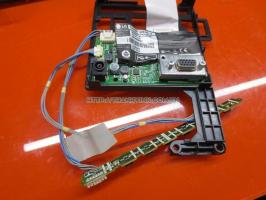 Combo bo nguồn màn hình + cáp kích LG Flatron 19EN33S-B 19''inch.