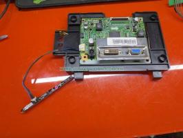 Bo mạch xử lí màn hình + bo kích nguồn SAMSUNG S19B370B 19''inch.