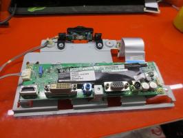 Combo mạch điều khiển + nút kích nguồn LG 24MP68VQ-P 24''inch.