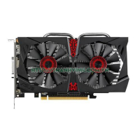 Card đồ họa ASUS STRIX GTX750TI-OC-2GD5 (128 bits ) 2 fan gaming