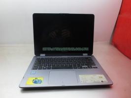 Laptop cũ màn hình cảm ứng,xoay 360 độ ASUS TP410UA cpu core i3-7100u ram 4gb ổ cứng ssd 128gb vga intel hd graphics lcd Full HD(1920x1080) 14.0''inch(Win 10 bản quyền).