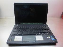 Laptop cũ SONY VPCS115FG cpu core i3-330m ram 4gb ổ cứng hdd 320gb vga NVIDIA GeForce 310M lcd 14.0''inch.