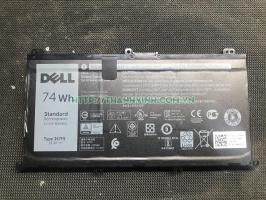 PIN DELL 357F9 gắn cho laptop Dell Inspiron 15 7000 Series. 7557, 7559, 7566, 7567, 7759, type 357F9 ZIN THÁO MÁY