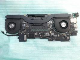 Mainboard Macbook Pro Mid 2015 CPU Core I7-4770HQ Ram 16GB