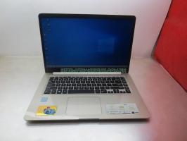 Laptop cũ thiết kế mỏng,nhẹ  ASUS X510UA cpu core i5-7200u ram 4gb ổ cứng ssd 128gb + ổ cứng hdd 500gb vga intel hd graphics  lcd Full HD(1920x1080)15.6''inch.
