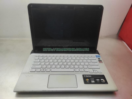 laptop cũ sony vaio sve1426cvw core i5-3210M ram 4gb ổ cúng 500gb vga inter HD graphics 14. inchs