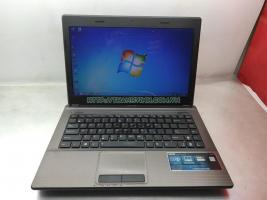 Laptop cũ ASUS K84L cpu core i5-2430m ram 4gb ổ cứng hdd 500gb vga intel hd graphics lcd 14.0''inch.
