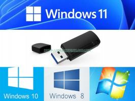 USB cài Windows 7,8.1,10,11 32bit, 64bit tự động A-Z dành cho Kỹ Thuật sửa máy tính, laptop