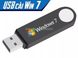 USB cài Windows 7 Pro 32bit gốc Microsoft - Cài tự động Full soft và driver