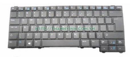 Bàn phím Laptop DELL Latitude 14-5000 E5440 P44G