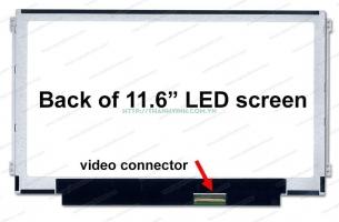 Màn hình laptop Dell ALIENWARE M11X R1
