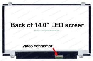 MÀn hình laptop Dell ALIENWARE M14X