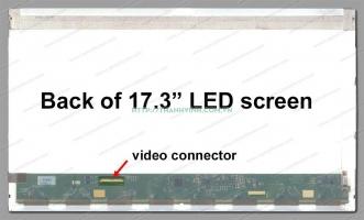 Màn hình laptop Dell ALIENWARE P18E001