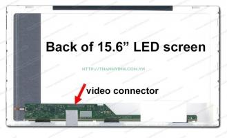 Màn hình laptop Dell STUDIO S1555-2263CBK
