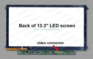 Màn hình laptop Toshiba SATELLITE PRO T130D SERIES